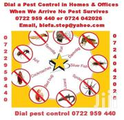 Bedbugs Cockroaches Mosquitoes Control | Other Services for sale in Nairobi, Kwa Reuben