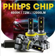 2pcs Mini H7 LED CAR BULBS With Philips Chips 12000LM 72W | Vehicle Parts & Accessories for sale in Homa Bay, Mfangano Island