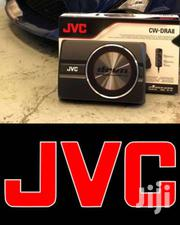 """JVC Cw-dra8 Drvn 8""""Compact Powered Underseatsubwoofer 250W 