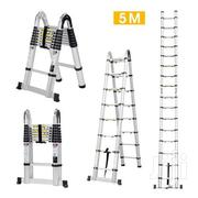 Telescopic Ladder 5 Meters Top Quality | Hand Tools for sale in Nairobi, Nairobi Central