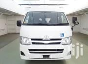 Toyota Hiace 2013 White | Buses & Microbuses for sale in Nairobi, Nairobi Central