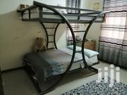 4.5ft X 6ft Double Decker Bed   Furniture for sale in Mombasa, Bamburi