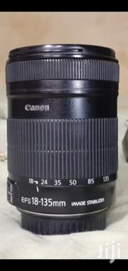Canon Lense 18-135mm | Photo & Video Cameras for sale in Mombasa, Bamburi