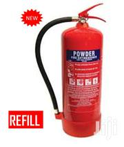 Fire Extinguisher REFILL | Safety Equipment for sale in Nairobi, Nairobi Central
