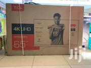 65 Inch Tcl Android 4k Uhd Tv | TV & DVD Equipment for sale in Nairobi, Nairobi Central