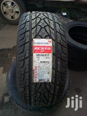 285/60R17 Kumho Tyres Made In Korea | Vehicle Parts & Accessories for sale in Nairobi, Nairobi Central