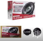 PIONEER 4 INCH CAR DASHBOARD SPEAKER TS-G1010F 190W | Vehicle Parts & Accessories for sale in Nairobi, Nairobi Central