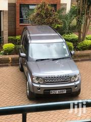 Land Rover LR4 2013 Gray | Cars for sale in Nairobi, Kileleshwa