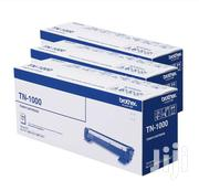 Brother Original TN-1000 Toner HL-1110/ HL-1210W/ DCP-1510/ DCP-1610W | Computer Accessories  for sale in Nairobi, Nairobi Central