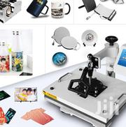 9 In 1 Combo Heat Press Printer Machine | Computer Accessories  for sale in Nairobi, Nairobi Central
