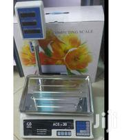 Electronic Digital Price Computing Scale 5g To 30kg | Store Equipment for sale in Nairobi, Nairobi Central