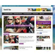 TRAVEL AND TOUR NICHE BLOG WEBSITE | Travel Agents & Tours for sale in Nairobi, Nairobi Central