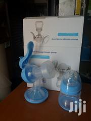 Manual Massage Breast Pump Blue | Maternity & Pregnancy for sale in Nairobi, Nairobi Central