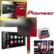 """PIONEER AVH-A205BT 6.2 DVD PLAYER/DUAL BLUETOOTH/USB/AUX CAR RADIO""""   Vehicle Parts & Accessories for sale in Nairobi, Nairobi Central"""