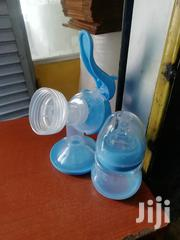 Manual Breast Pump With A Feeding Bottle | Maternity & Pregnancy for sale in Nairobi, Nairobi Central