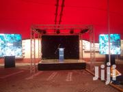 Hire Of Mini Stage, Screens And Lighting For Events | DJ & Entertainment Services for sale in Nairobi, Landimawe