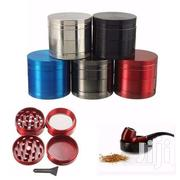 4 Layers 3 Chambers 4cm Diameter Metallic Weed Grinders Herb Crushers | Home Appliances for sale in Nairobi, Nairobi Central
