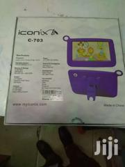 Iconix C703 Kids Tablet  Dual Core 7  8GB ROM"