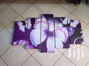 CANVAS BUTERFLY WALL HANGING | Building & Trades Services for sale in Nairobi, Nairobi Central