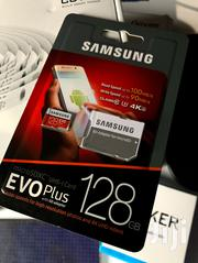 Samsung 128GB EVO Plus Class 10 Micro SDXC With Adapter (MB-MC128GA) | Accessories for Mobile Phones & Tablets for sale in Nairobi, Nairobi Central