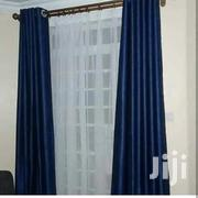 Curtains, Two Heavy Cotton And One Shear At Affordable Price. | Home Accessories for sale in Kiambu, Juja