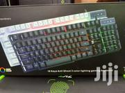 LED Rainbow Color Backlight Adjustable Gaming Game USB Wired Keyboard | Computer Accessories  for sale in Nairobi, Nairobi Central