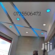 Gypsum Ceiling And Partitions, Gypsum Tv Cabinets / Niche | Building & Trades Services for sale in Nairobi, Westlands
