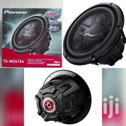 10 INCH 1200W PIONEER SUBWOOFER TS-W261S4 | Vehicle Parts & Accessories for sale in Nairobi, Nairobi Central