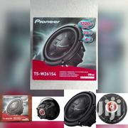 TS-W261S4 1200W SINGLE COIL SUBWOOFER 10 INCHES | Vehicle Parts & Accessories for sale in Nairobi, Nairobi Central