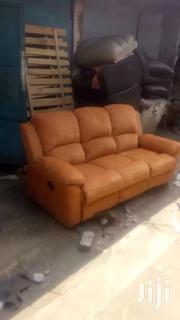 Genuine Leather Recliner | Furniture for sale in Nairobi, Kariobangi South