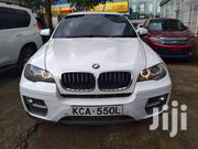 BMW X6 2012 White | Cars for sale in Nairobi, Parklands/Highridge