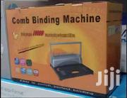 A4 Comb Binder Binding Machine | Manufacturing Equipment for sale in Nairobi, Nairobi Central