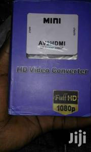 RCA TO HDMI CONVETER   Laptops & Computers for sale in Nairobi, Nairobi Central