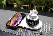 Devia 3 in 1 Charger for Smart Phone / Apple Watch / Airpods V4 (10W) | Headphones for sale in Mombasa, Tudor