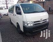 Toyota Hiace 2013 White | Buses & Microbuses for sale in Nairobi, Nairobi South