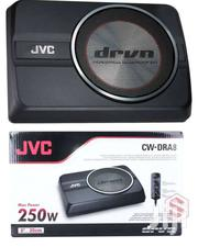JVC Cw-dra8 Active Underseat Subwoofer With Wired Bass Remote Controll | Vehicle Parts & Accessories for sale in Nairobi, Nairobi Central