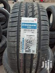 285/55zr18 Kumho Tyre's Is Made In Korea | Vehicle Parts & Accessories for sale in Nairobi, Nairobi Central