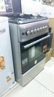 Brand New High Quality Full Gas Standing Cookers With Oven Silver | Kitchen Appliances for sale in Mombasa, Bamburi