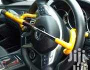 New Anti-theft Double Hooks Steering Wheel Lock. | Vehicle Parts & Accessories for sale in Nairobi, Nairobi Central