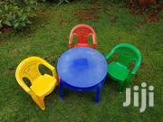 Table And 3 Chairs For Kids | Children's Furniture for sale in Kiambu, Township C