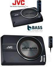 DEEP BASS WITHOUT GIVING UP SPACE JVC UNDERSEAT SUBWOOFER WITH BASS | Vehicle Parts & Accessories for sale in Nairobi, Nairobi Central