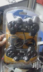 Double PC UCOM Game Pads – Black   Video Game Consoles for sale in Nairobi, Nairobi Central