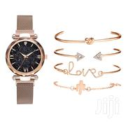 Magnetic Starry Executive Luxury Female Quartz Watch | Watches for sale in Nairobi, Nairobi Central