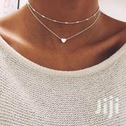Multi - Layered Love Pendant Necklace for Ladies | Jewelry for sale in Nairobi, Nairobi Central