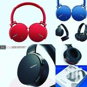 SONY Bluetooth Wireless Headphones MDRXB950BT | Accessories for Mobile Phones & Tablets for sale in Nakuru, London