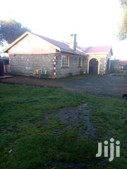 80*80ft Plot With House At Flyover Only 500mtrs From Tarmac | Houses & Apartments For Sale for sale in Nyandarua, Magumu