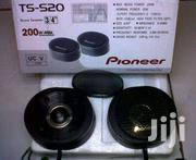 Pioneer TSS20 High Power Component Dome Tweeter Free Delivery Install | Vehicle Parts & Accessories for sale in Nairobi, Nairobi Central