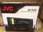 1-DIN CD Receiver,KD-R498 CD Receiver With Front USB/AUX Input | Vehicle Parts & Accessories for sale in Nairobi, Nairobi Central