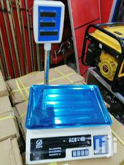 40kgs Weighing Scale | Store Equipment for sale in Nairobi, Nairobi Central