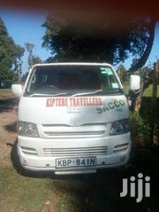 Toyota Hiace 2005 White | Buses & Microbuses for sale in Kericho, Waldai